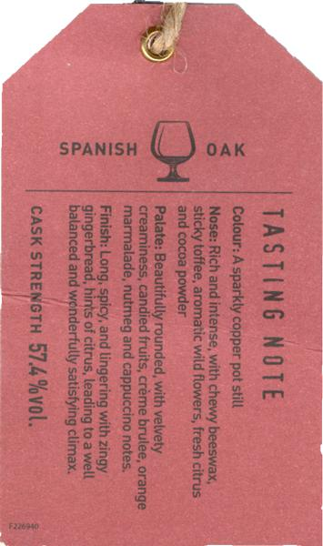 Deanston 1992 Spanish Oak