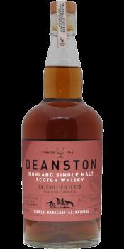 Deanston 1992 Spanish Oak