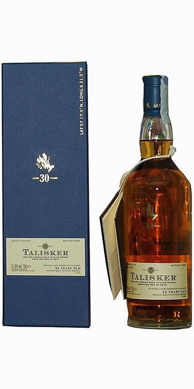Talisker 30-year-old