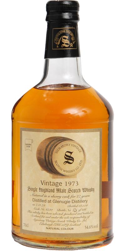 Glenugie 1973 SV