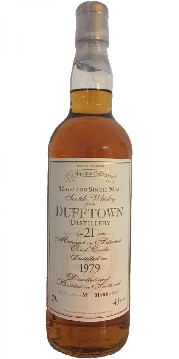 Dufftown 1979 DE