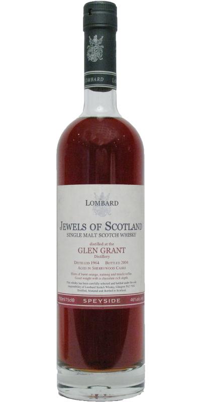 Glen Grant 1964 Lb