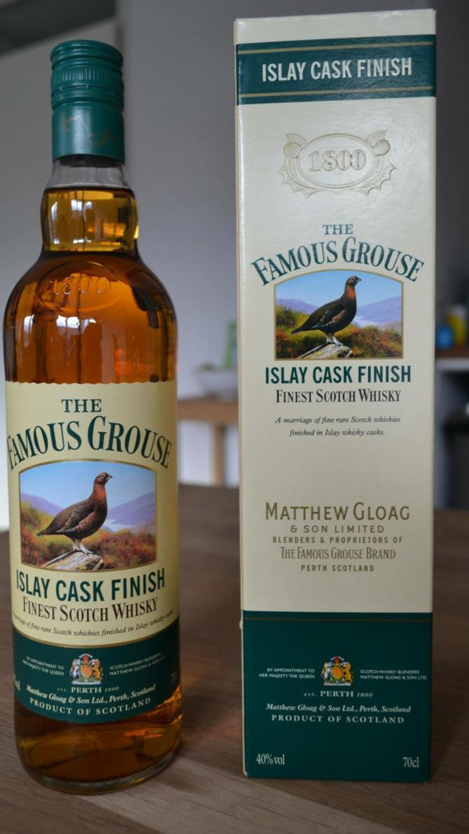 The Famous Grouse Islay Cask Finish