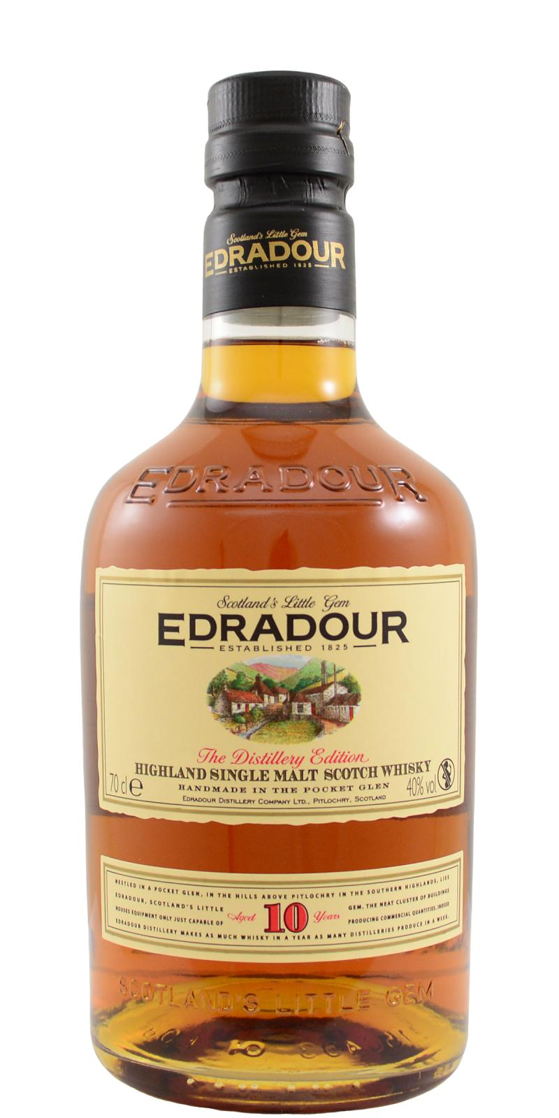 Edradour 10-year-old