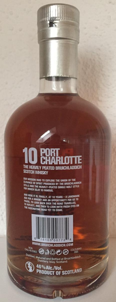 Port Charlotte 10-year-old