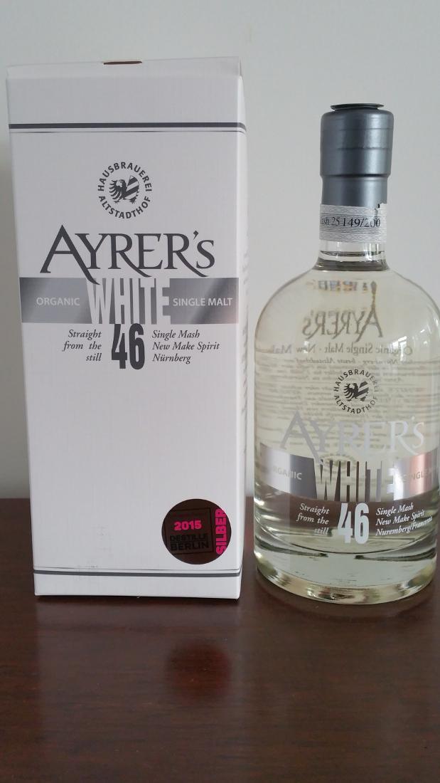 Ayrer's 2012