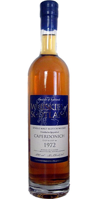 Caperdonich 1972 SMD