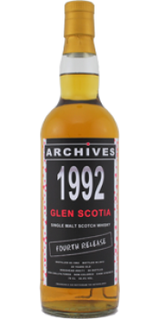Glen Scotia 1992 Arc