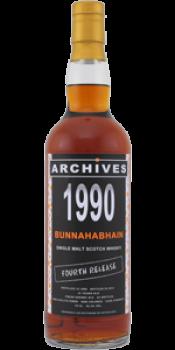 Bunnahabhain 1990 Arc