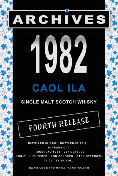 Caol Ila 1982 Arc