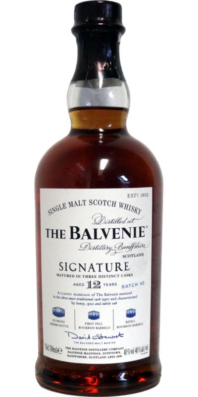 Balvenie Signature