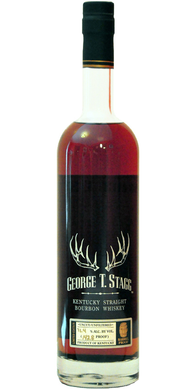 George T. Stagg Barrel Proof