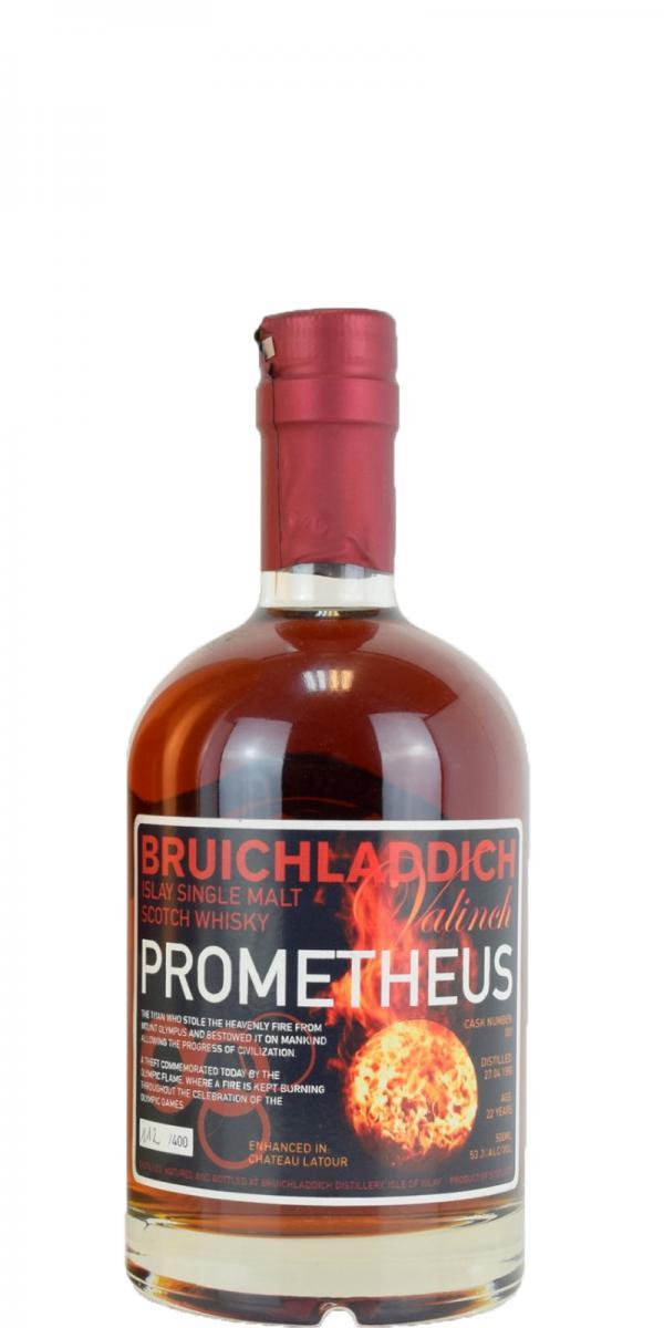 Bruichladdich 1990 Valinch