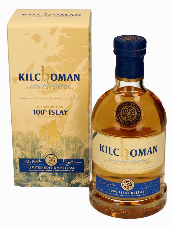 Kilchoman 100% Islay