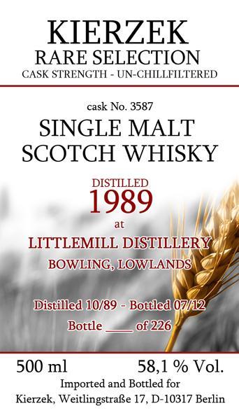 Littlemill 1989 KzB