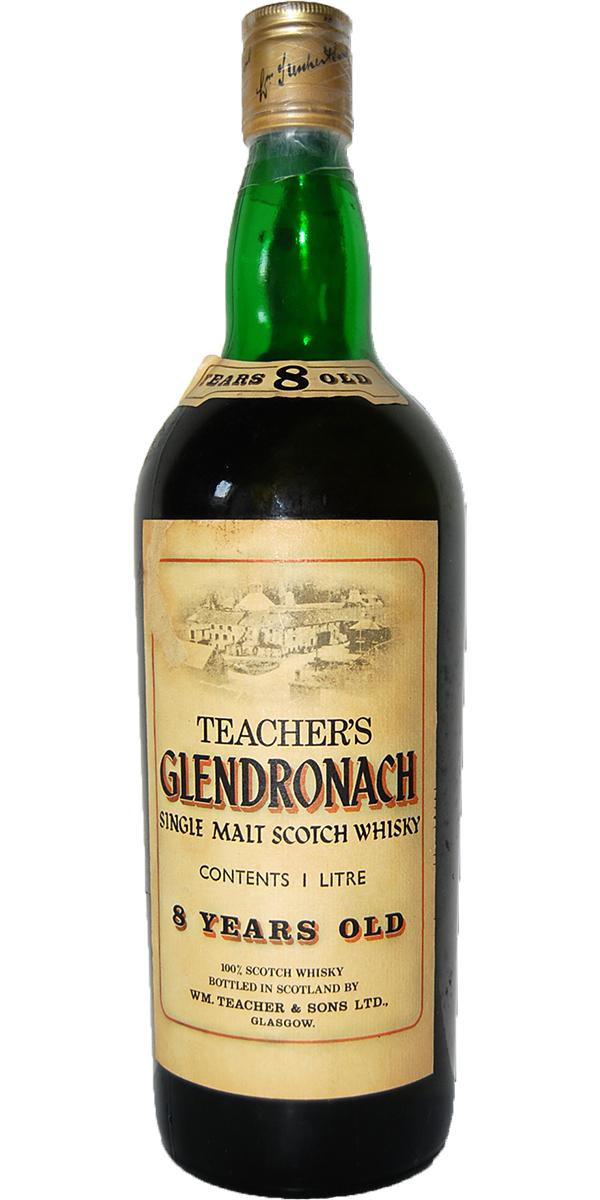 Glendronach 08-year-old