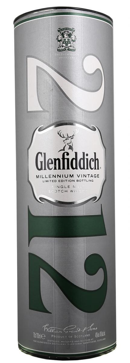 Glenfiddich 2012
