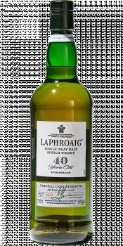 Laphroaig 40-year-old