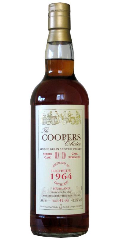 Lochside 1964 CC Sherry