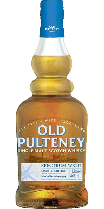 Old Pulteney WK 217 Spectrum