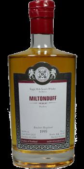 Miltonduff 1995 MoS