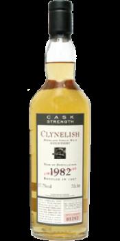 Clynelish 1982