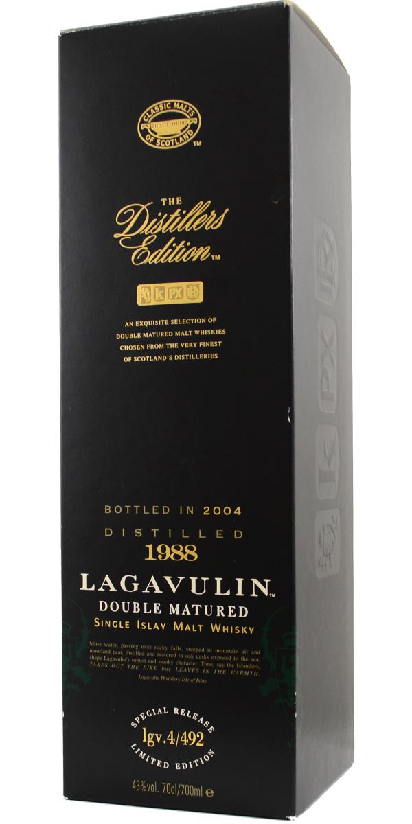 Lagavulin 1988