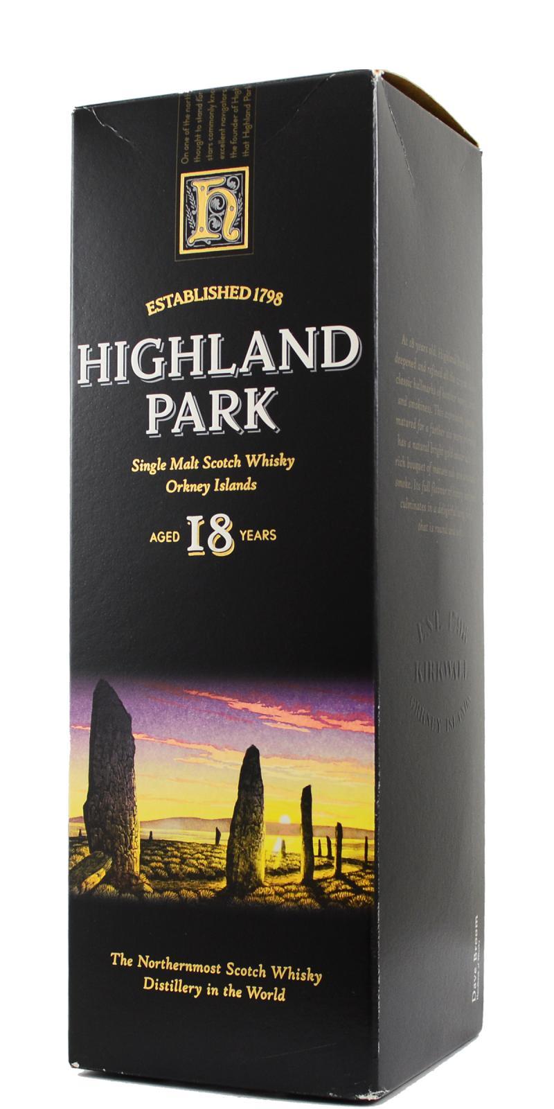 Highland Park 18-year-old