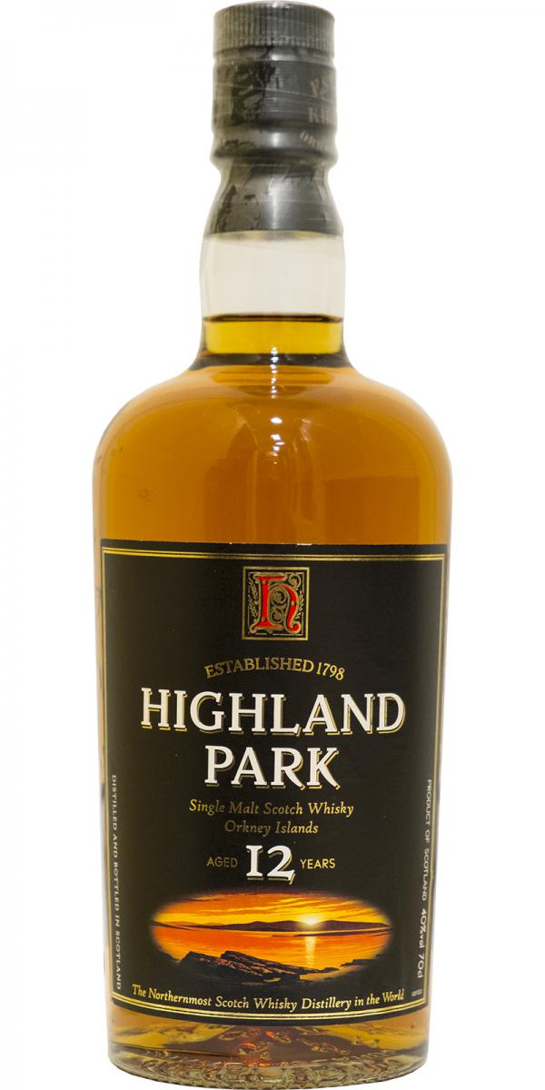 Highland Park 12-year-old