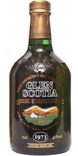 Glen Scotia 1973