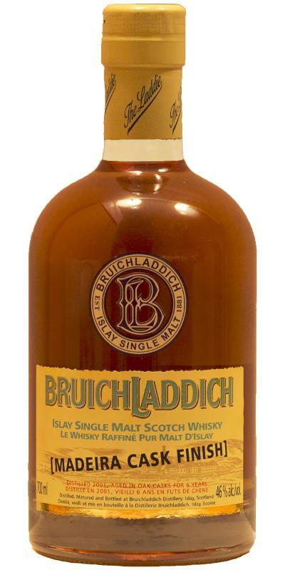 Bruichladdich 2001