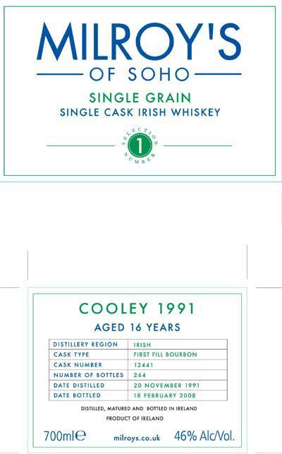 Cooley 1991 Soh