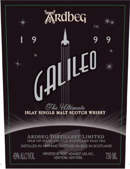 Ardbeg Galileo