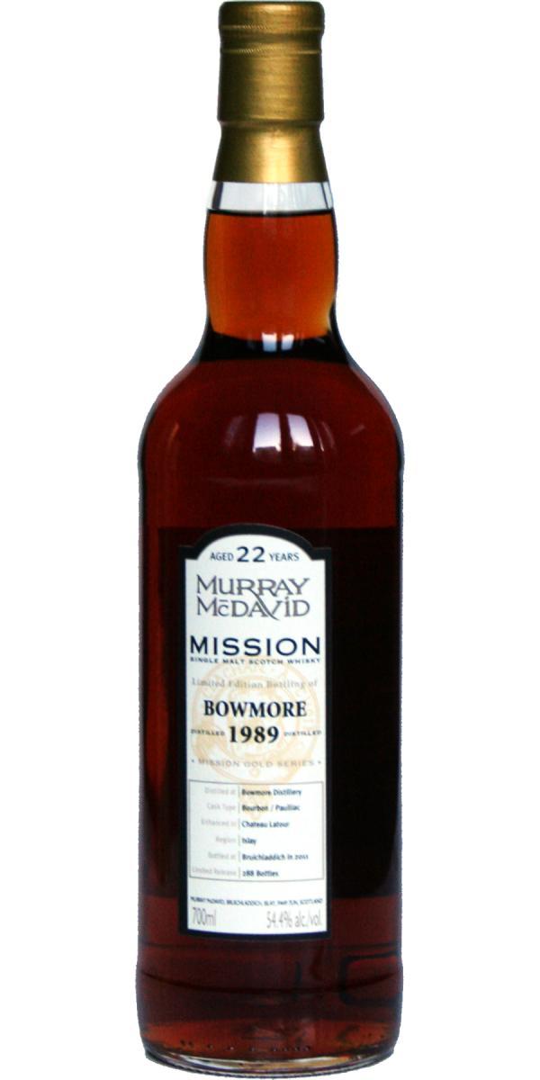 Bowmore 1989 MM