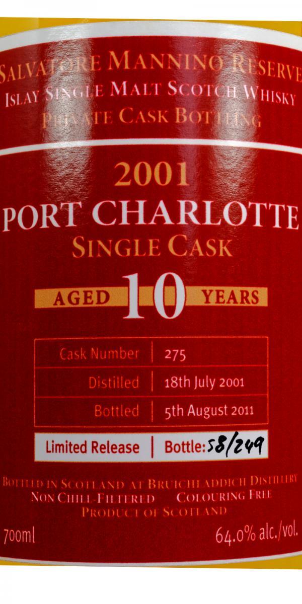 Port Charlotte 2001