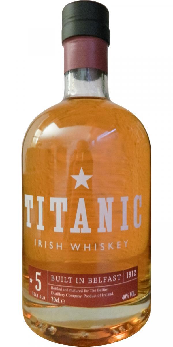 Titanic 05-year-old