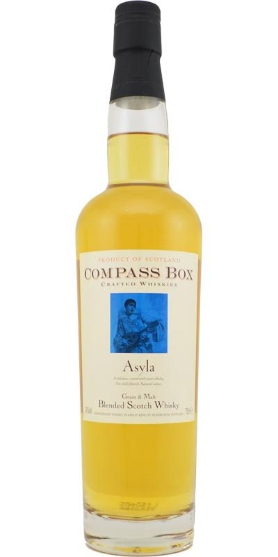 Asyla 2nd Edition CB
