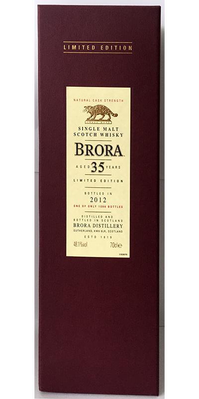 Brora 11th Release