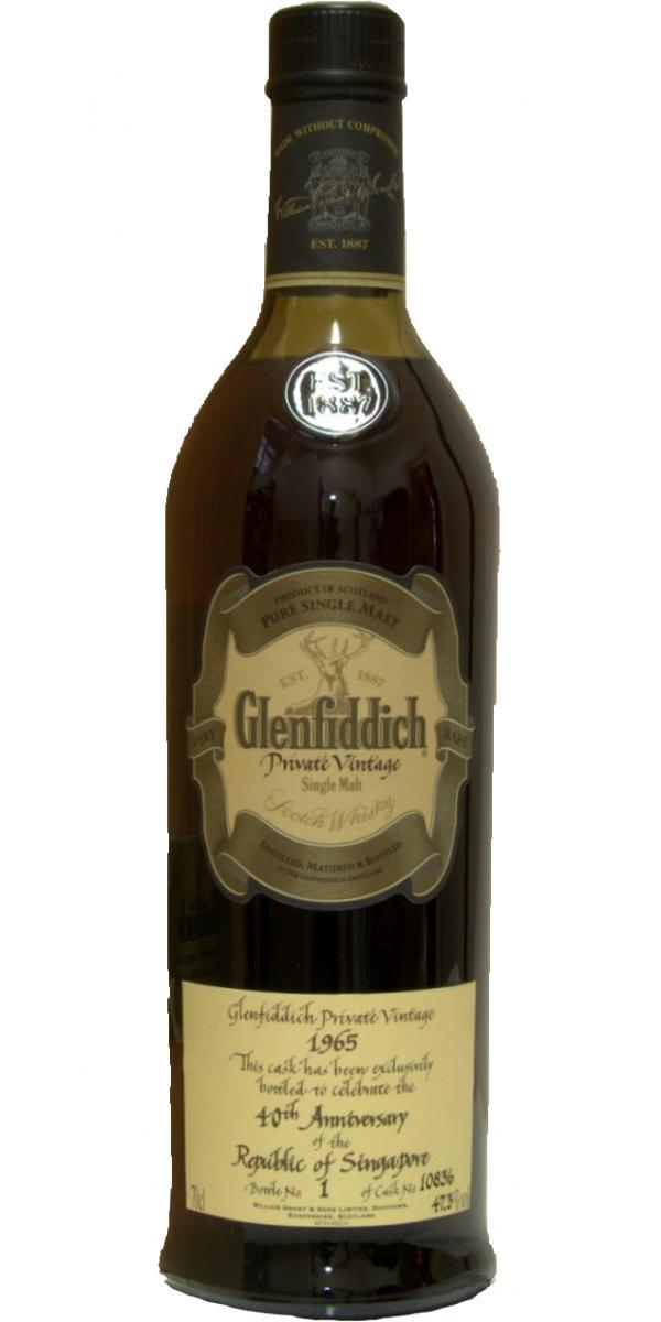 Glenfiddich 1965