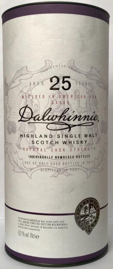 Dalwhinnie 1987