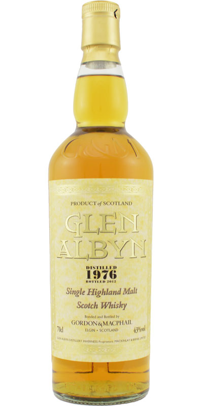 Glen Albyn 1976 GM