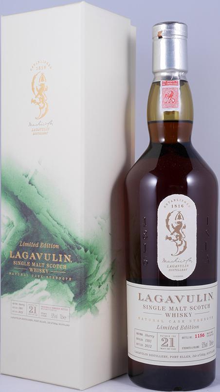 Lagavulin 1991