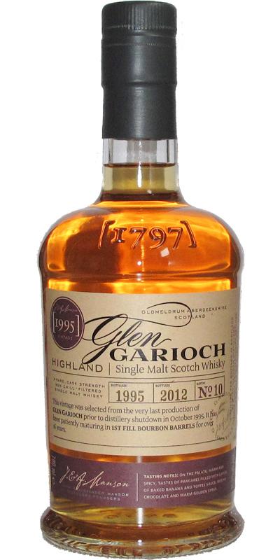 Glen Garioch 1995