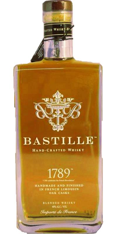 Bastille 1789 Hand-Crafted Whisky
