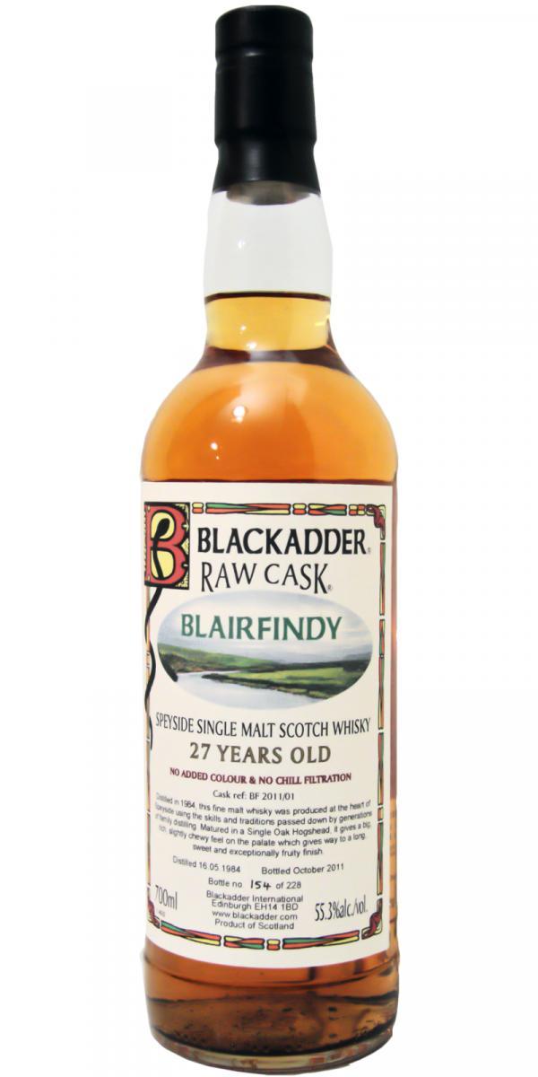 Blairfindy 1984 BA