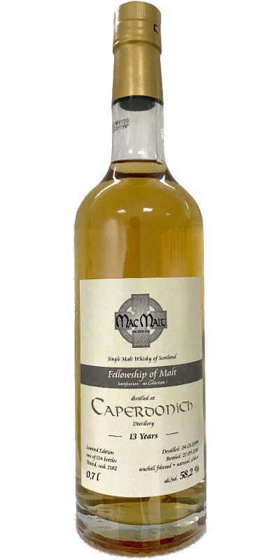 Caperdonich 1998 McM