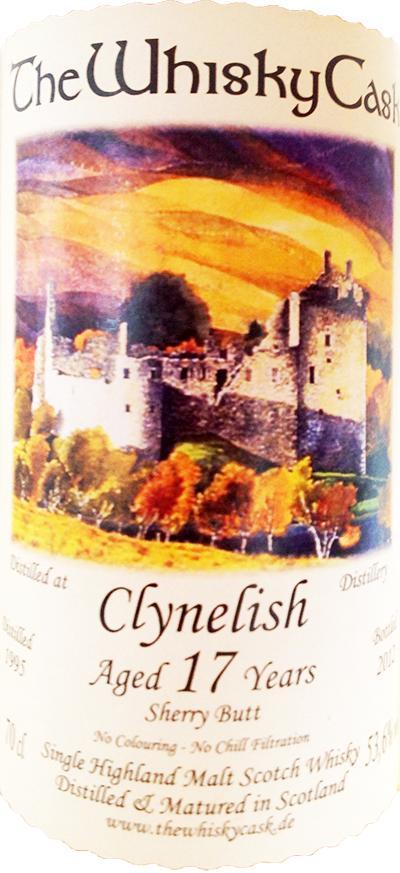 Clynelish 1995 TWC