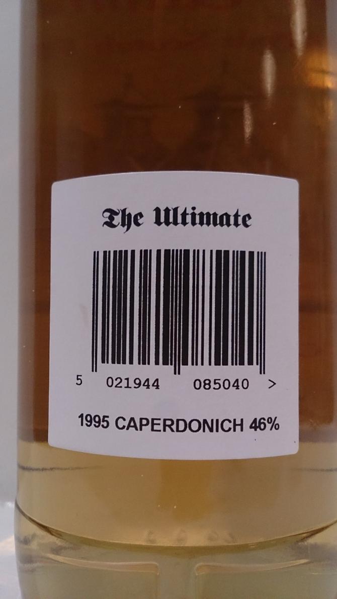 Caperdonich 1995 vW
