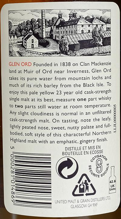 Glen Ord 1974