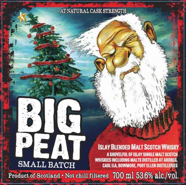 Big Peat Christmas Edition DL